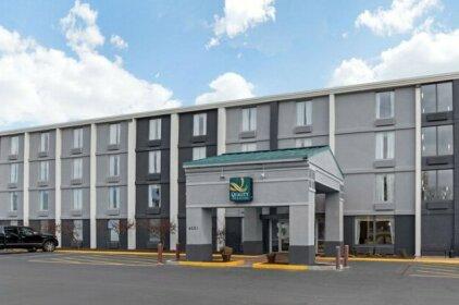 Quality Inn & Suites Lafayette Lafayette