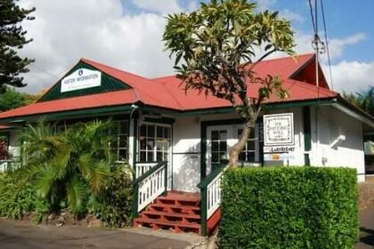 Lahaina Last Resort Hostel