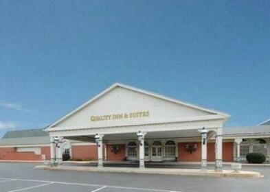 Quality Inn & Suites Lancaster Pennsylvania