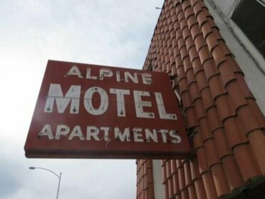 Alpine Motel Downtown / Fremont Street Area