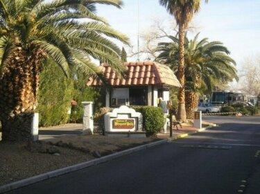 Las Vegas Camping Resort Cabin 3