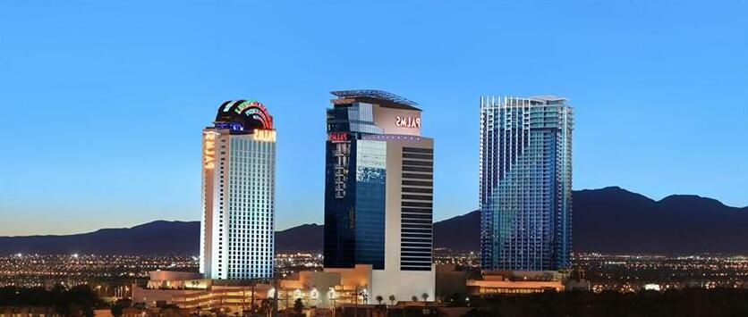 Palms Casino Resort Free Parking- Photo2