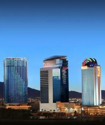 Palms Casino Resort Free Parking