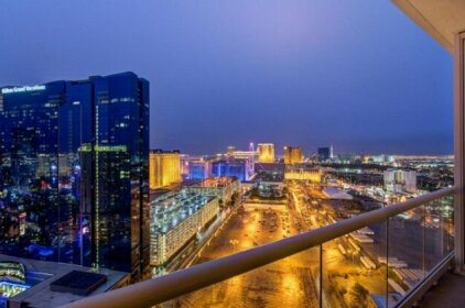 Penthouse Suite with Strip View at The Signature At MGM Grand
