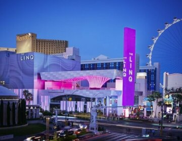 The LINQ Hotel And Casino
