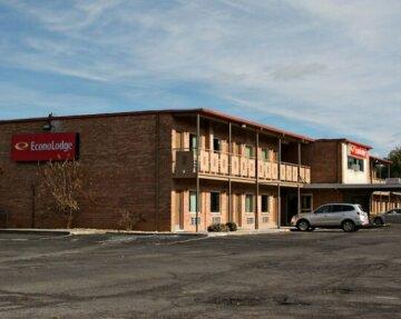 Econo Lodge Lexington Lexington Virginia