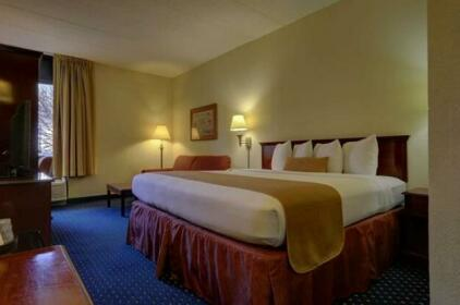SureStay Plus Hotel by Best Western Chicago Lombard