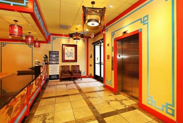 Best Western Plus Dragon Gate Inn- Photo5