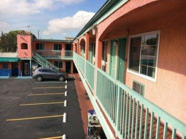 Budget Motel Los Angeles