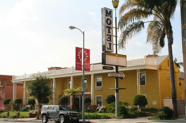 Coral Sands Motel Los Angeles