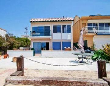 LA Beachfront House