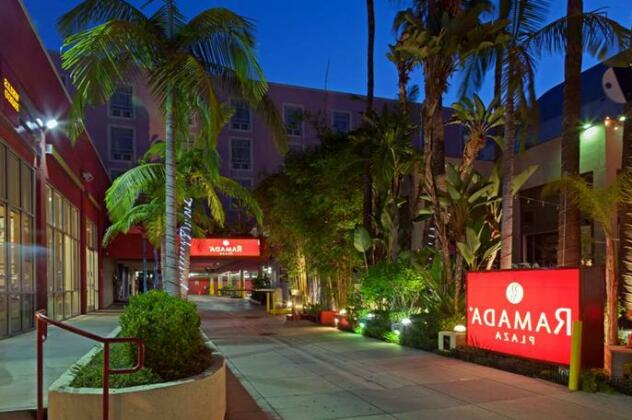 Ramada Plaza By Wyndham West Hollywood