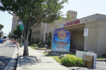 Sunrise Hotel Los Angeles