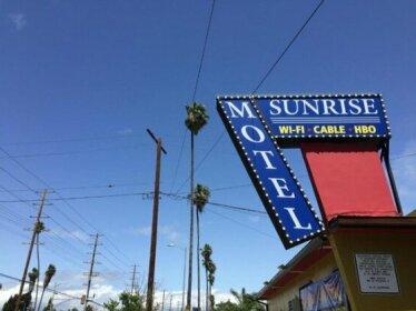 Sunrise Motel Los Angeles