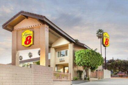 Super 8 by Wyndham Los Angeles Alhambra Hotel