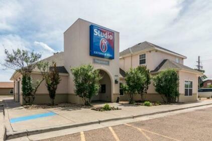 Studio 6 Lubbock Medical Center