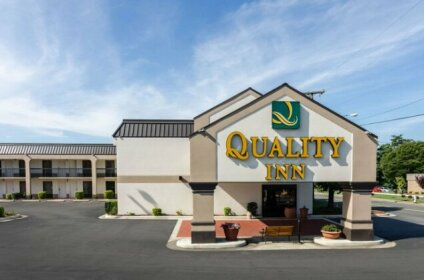 Quality Inn Lynchburg near University