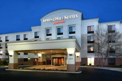 SpringHill Suites Lynchburg Airport University Area