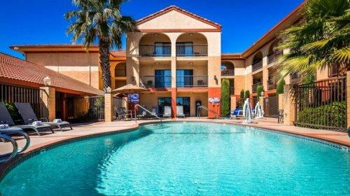 Best Western Plus Executive Inn & Suites Manteca