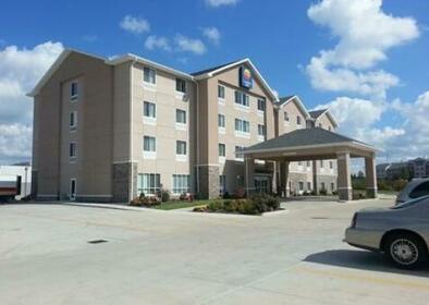 Comfort Inn & Suites Marion I-57