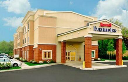 Fairfield Inn by Marriott Medford Long Island