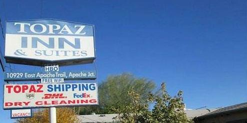 Topaz Inn and Suites