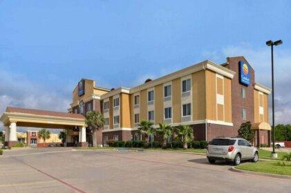 Comfort Inn & Suites Mexia