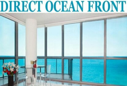 Luxury DIRECT Ocean Front Residence 2107