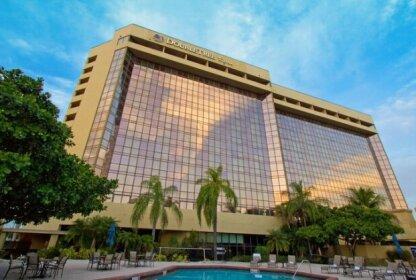 DoubleTree by Hilton Hotel Miami Airport & Convention Center Miami