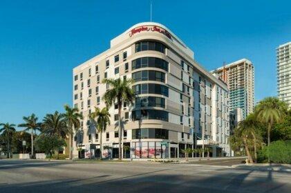 Hampton Inn & Suites Miami Midtown FL