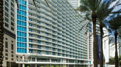 Hyatt Centric Brickell Miami