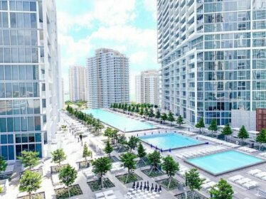 Icon W Brickell by Best Miami Vacations