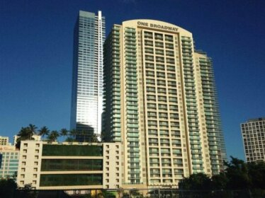 LYX Suites at One Broadway in Brickell