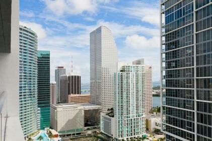 Sky City Apartments at Icon Brickell