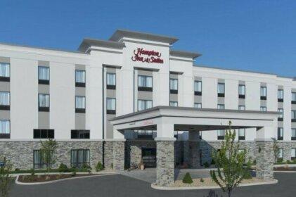 Hampton Inn and Suites Michigan City