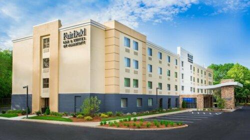 Fairfield Inn & Suites Plymouth Middleboro
