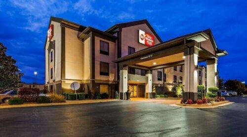 Best Western Plus Midwest City Inn & Suites