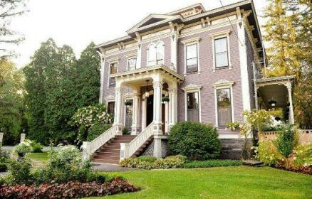 The Mansion of Saratoga