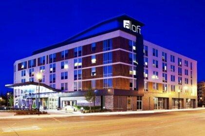 Aloft Hotel Milwaukee Downtown
