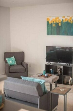 Convenient 1br In Heart Of 3rd Ward W/Free Parking