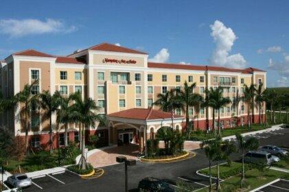 Hampton Inn & Suites Fort Lauderdale - Miramar