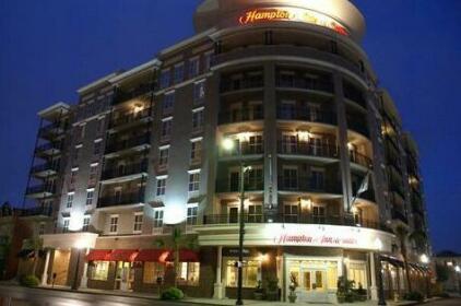 Hampton Inn & Suites Mobile - Downtown Historic District