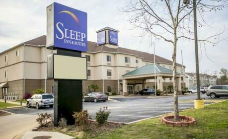 Sleep Inn & Suites Montgomery