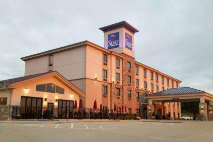Sleep Inn & Suites Belmont - St Clairsville