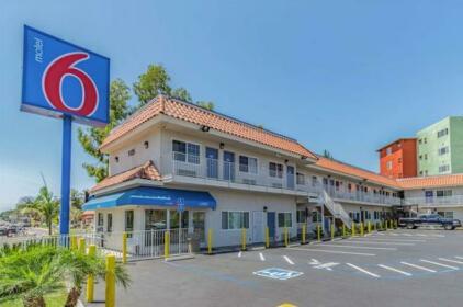 Motel 6 National City CA