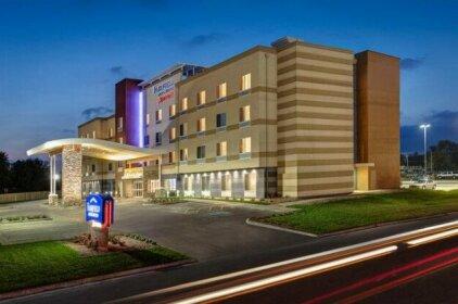 Fairfield Inn & Suites Louisville New Albany IN