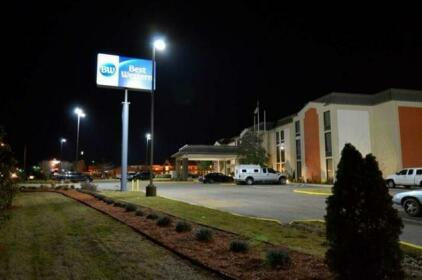 Best Western New Albany