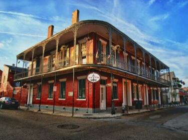 Inn on St Peter a French Quarter Guest Houses Property
