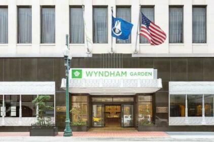 Wyndham Garden Baronne Plaza