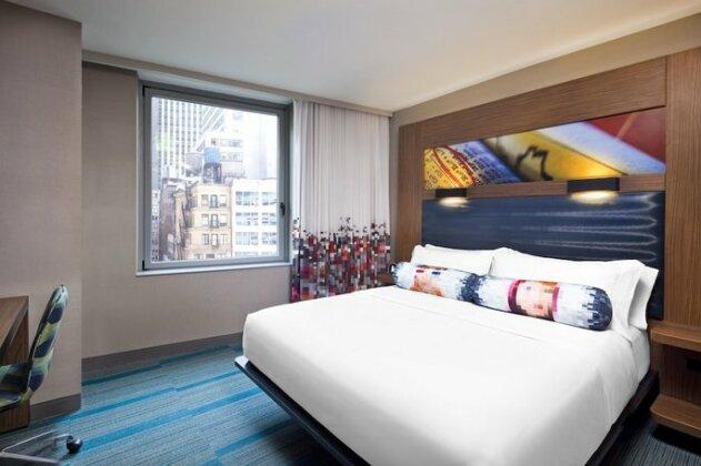 Aloft Manhattan Downtown - Financial District- Photo5